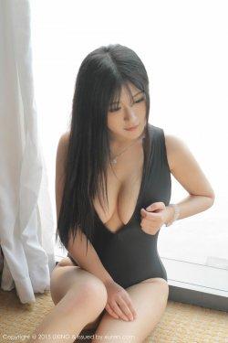 莲漪lenne – 私房制服系列 [UXING优星馆] Vol.016