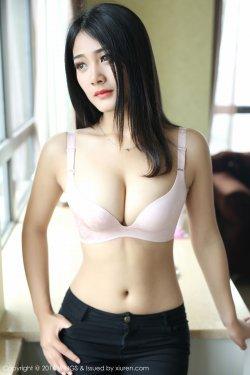 白微Sera《性感黑丝诱惑》 [WingS影私荟] Vol.021