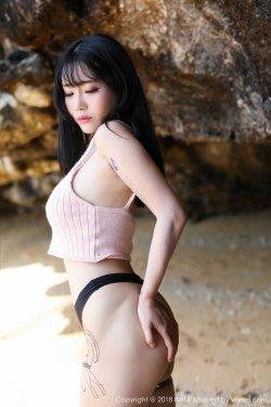 兜豆靓Youlina《极度诱惑的香艳》 [爱蜜社IMiss] Vol.215