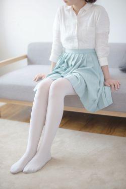 [森萝财团] R15-003 -水嫩白丝