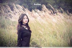 安柏涵AmberHan- 清新甜美的OL图片
