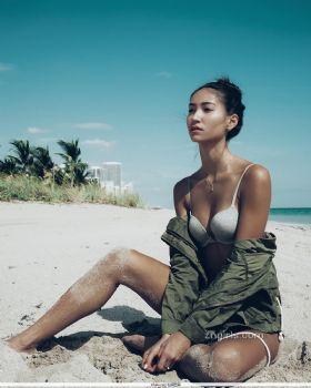 Olivia Pascale- 女神!「气质正妹」自备治愈圣光图片