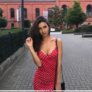 Valeriya Lapidus- 拥有3国混血的西班牙模特儿