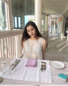 陈亮君- 登上媒体版面的「白富美」图片