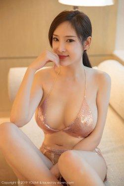 [尤蜜荟YouMi] Vol.282 奶瓶土肥圆矮挫丑黑穷