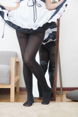 [森萝财团] R15-001-黑丝女仆