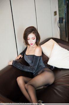 语画界 Vol.6 全裸美女冯木木人体艺术写真图片
