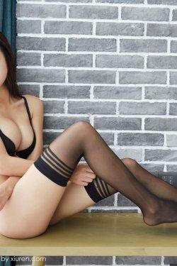 雪飞《黑丝丁字裤》 [蜜桃社MiiTao] Vol.036