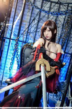 Fate/Grand Order 虞姬 虞美人@nagisa魔物喵